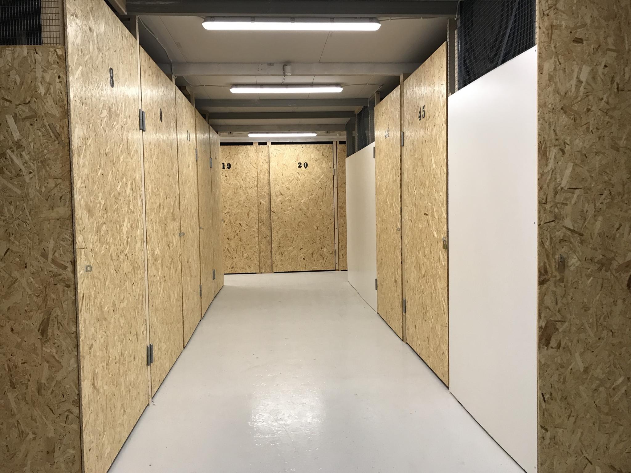 Self Storage rum